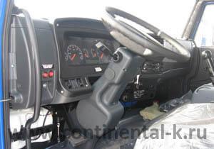 ... Камаз 65117 - новая модификация 65117-6010-78